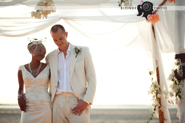 lusungu + jason :: married! lamu island, kenya
